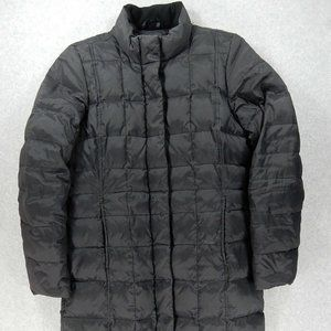 Eddie Bauer Goose Down Insulated Quilted Full Leng